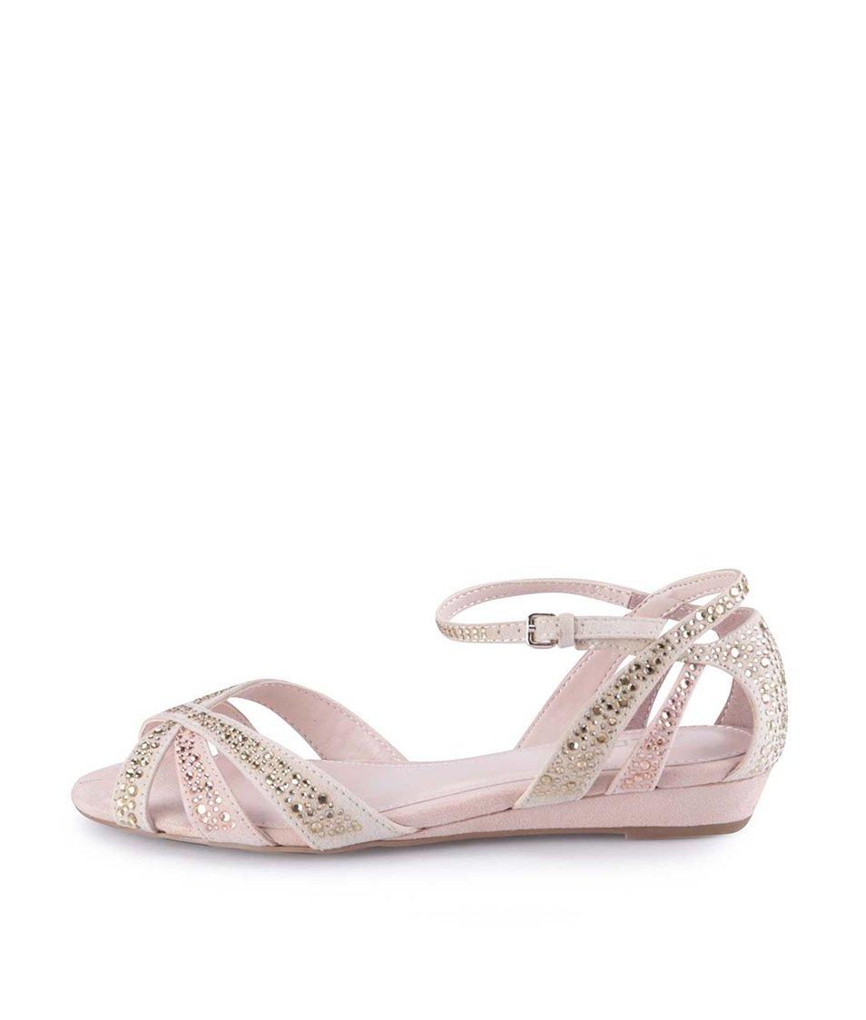 Tělové páskové sandály ALDO Ragada
