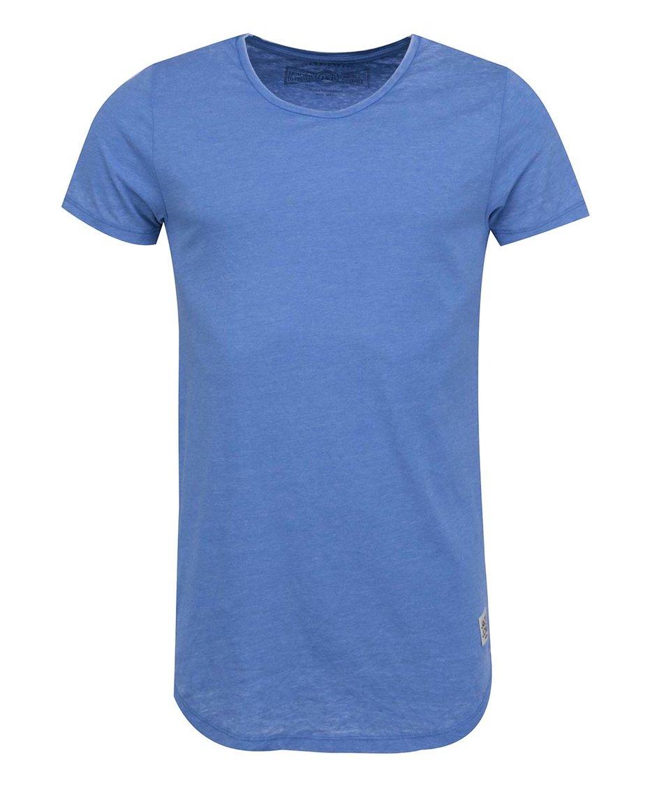 Modré triko Jack & Jones Doco