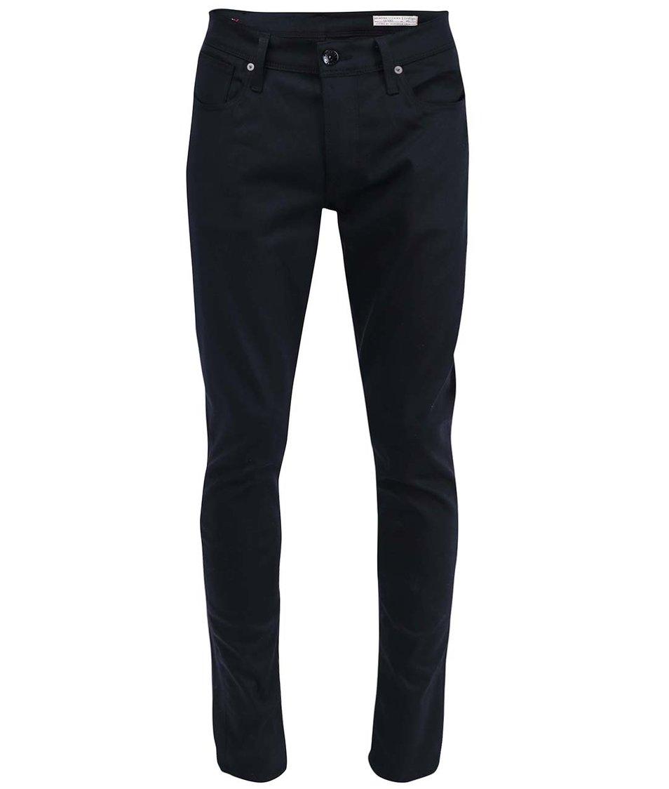 Černé skinny džíny Selected One Fabios