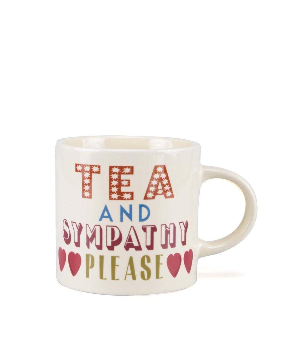 Krémový hrnek Rex Tea And Sympathy