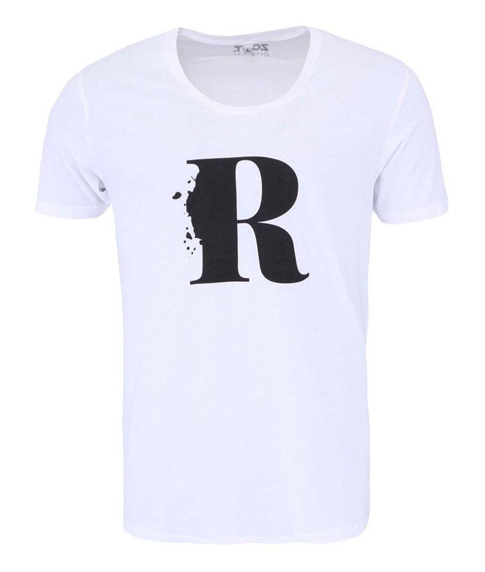 Bílé unisex tričko ZOOT Originál R