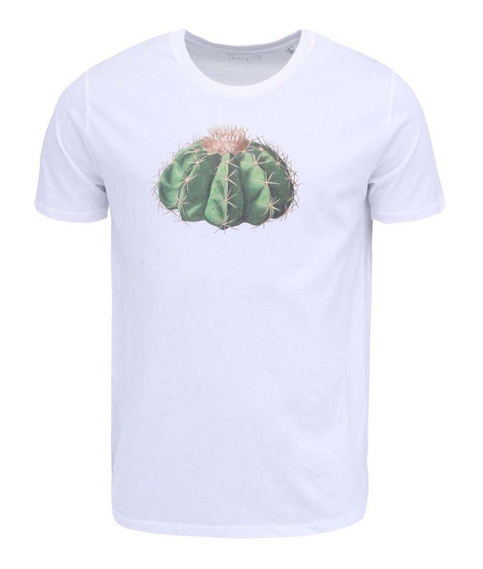 Bílé pánské triko ZOOT Originál Kaktus