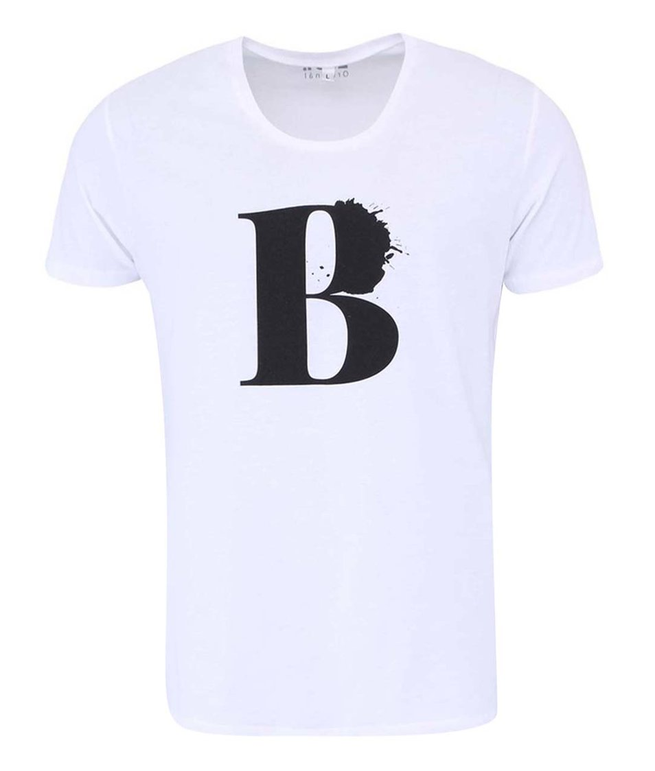 Bílé unisex tričko ZOOT Originál B
