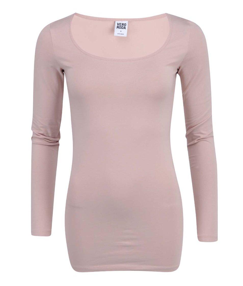 Tělové tričko s dlouhým rukávem Vero Moda Maxi My