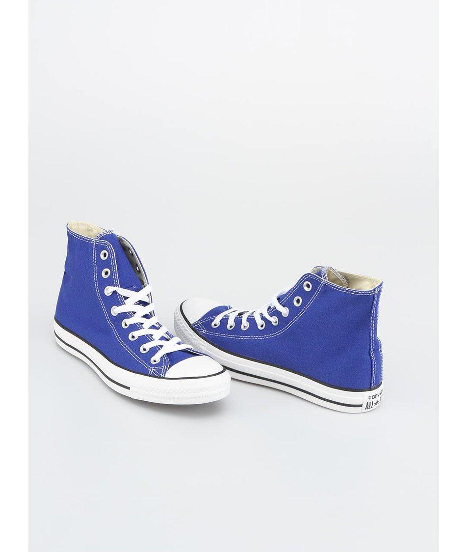 c5cecbfc511 ... Modré pánské kotníkové tenisky Converse Chuck Taylor All Star ...