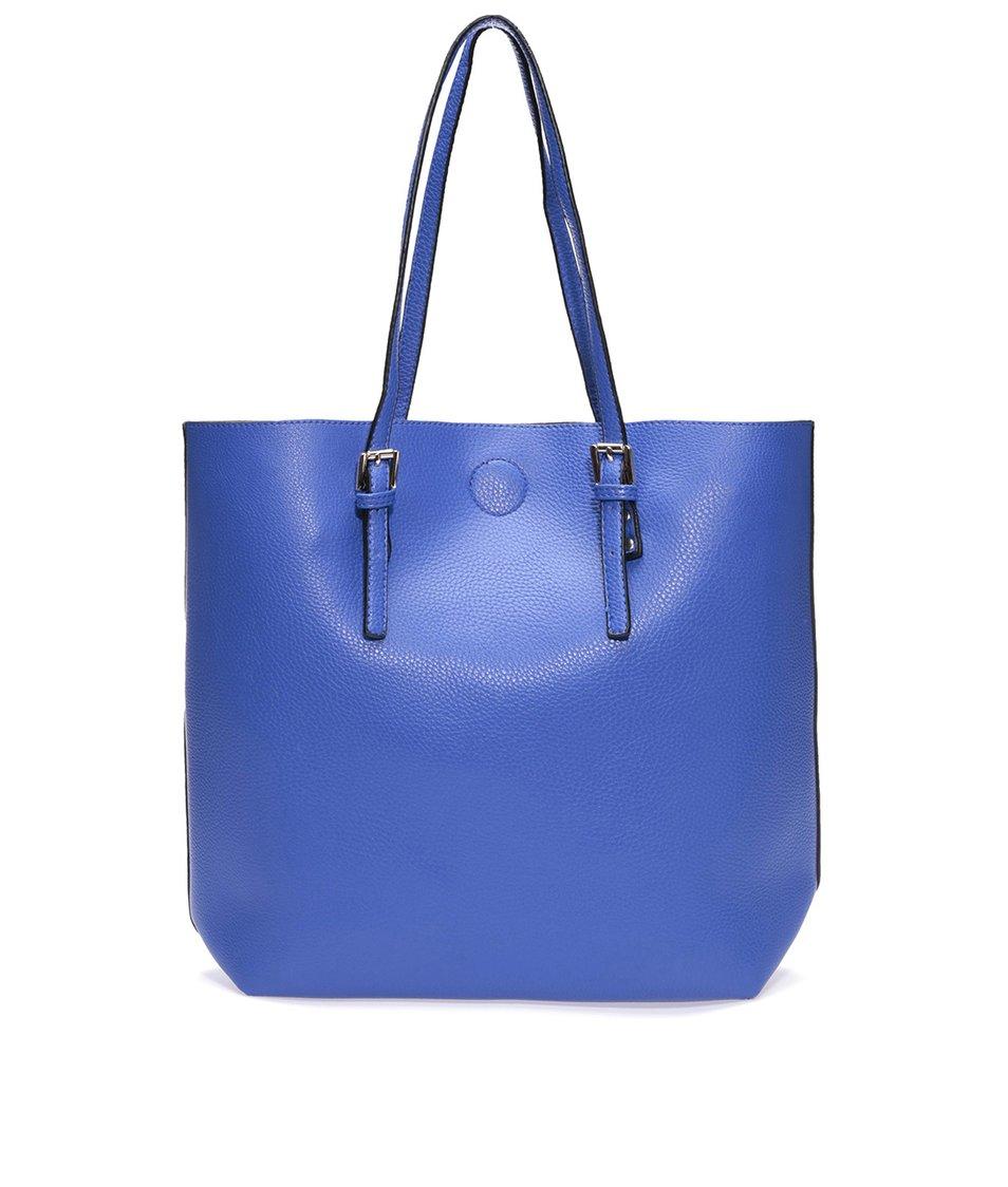Kobaltově modrá kabelka 2v1 Kris-Ana