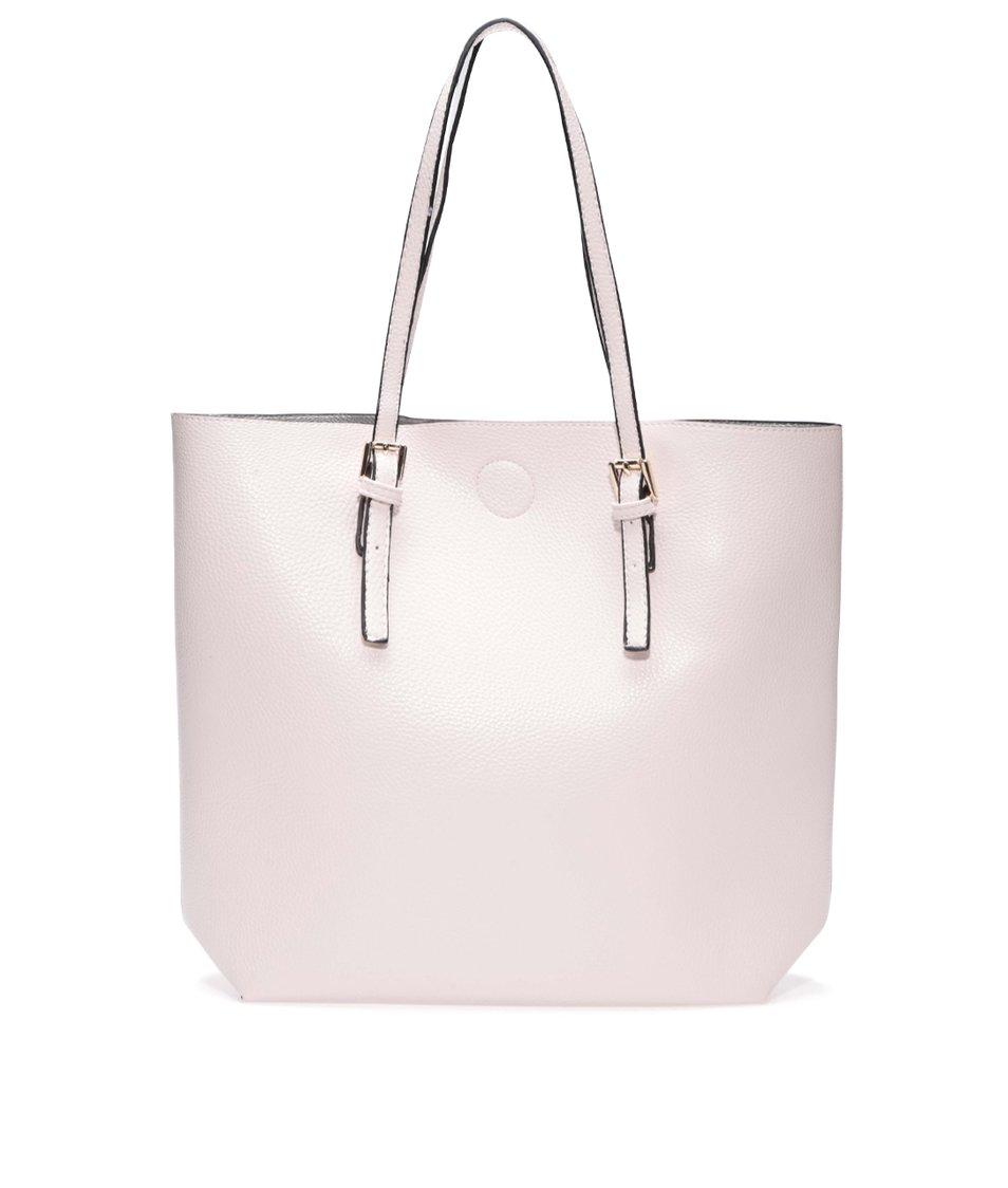 Světle růžová kabelka 2v1 Kris-Ana