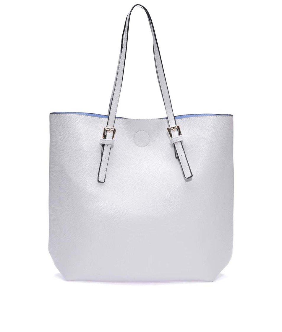Světle šedá kabelka 2v1 Kris-Ana