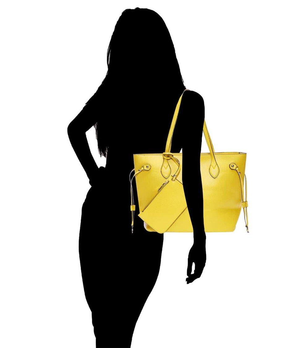Žlutá kabelka 3v1 Kris-Ana