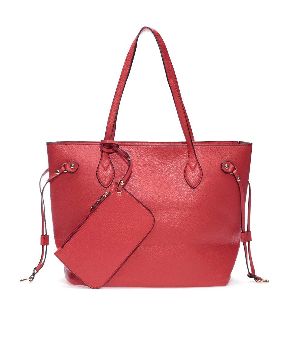 Červená kabelka 3v1 Kris-Ana