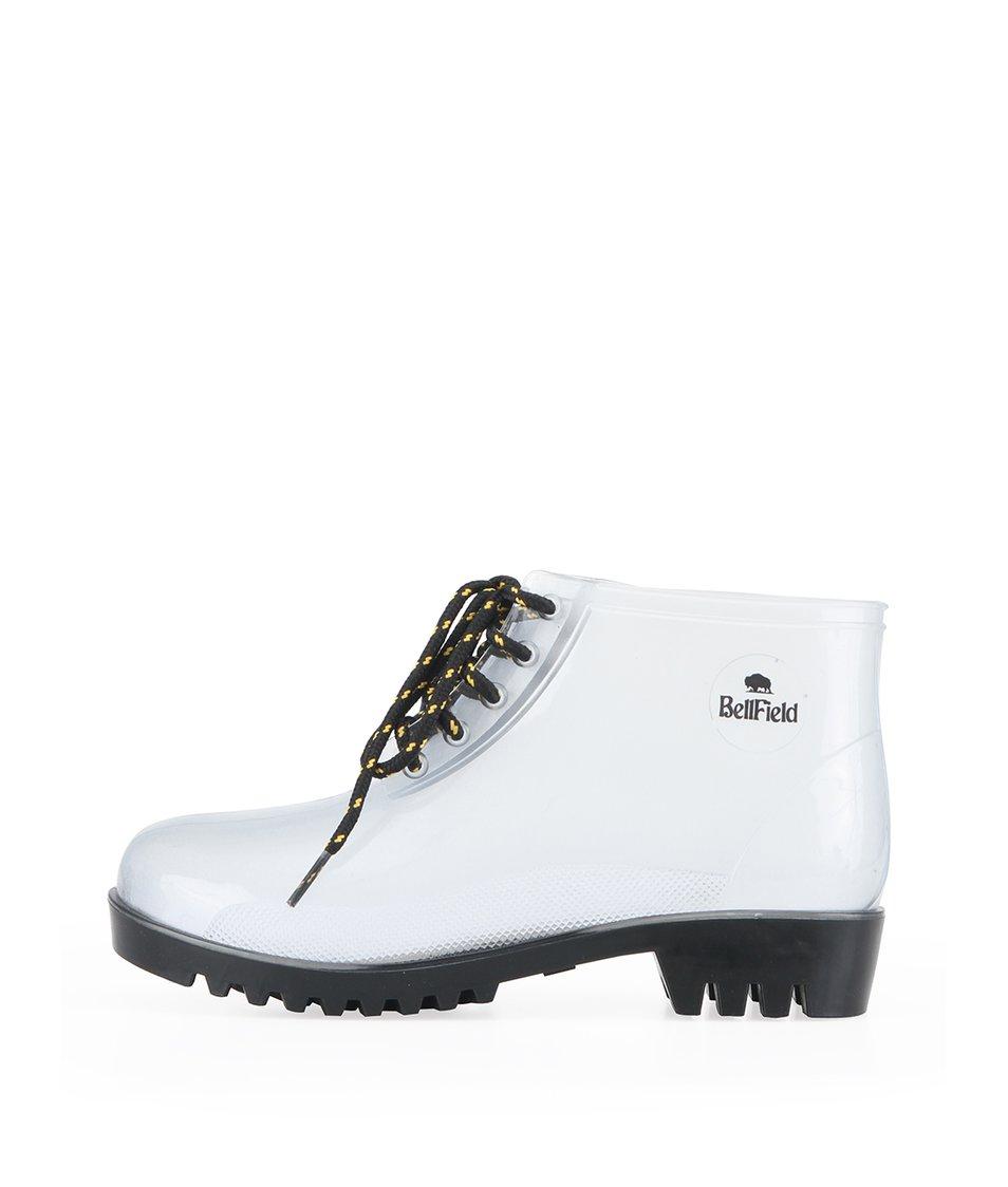 Průhledné dámské gumové boty Bellfield Ogowe