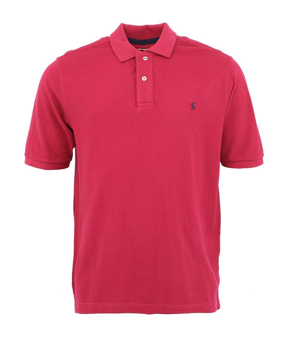 Růžové pánské polo triko Tom Joule Classic