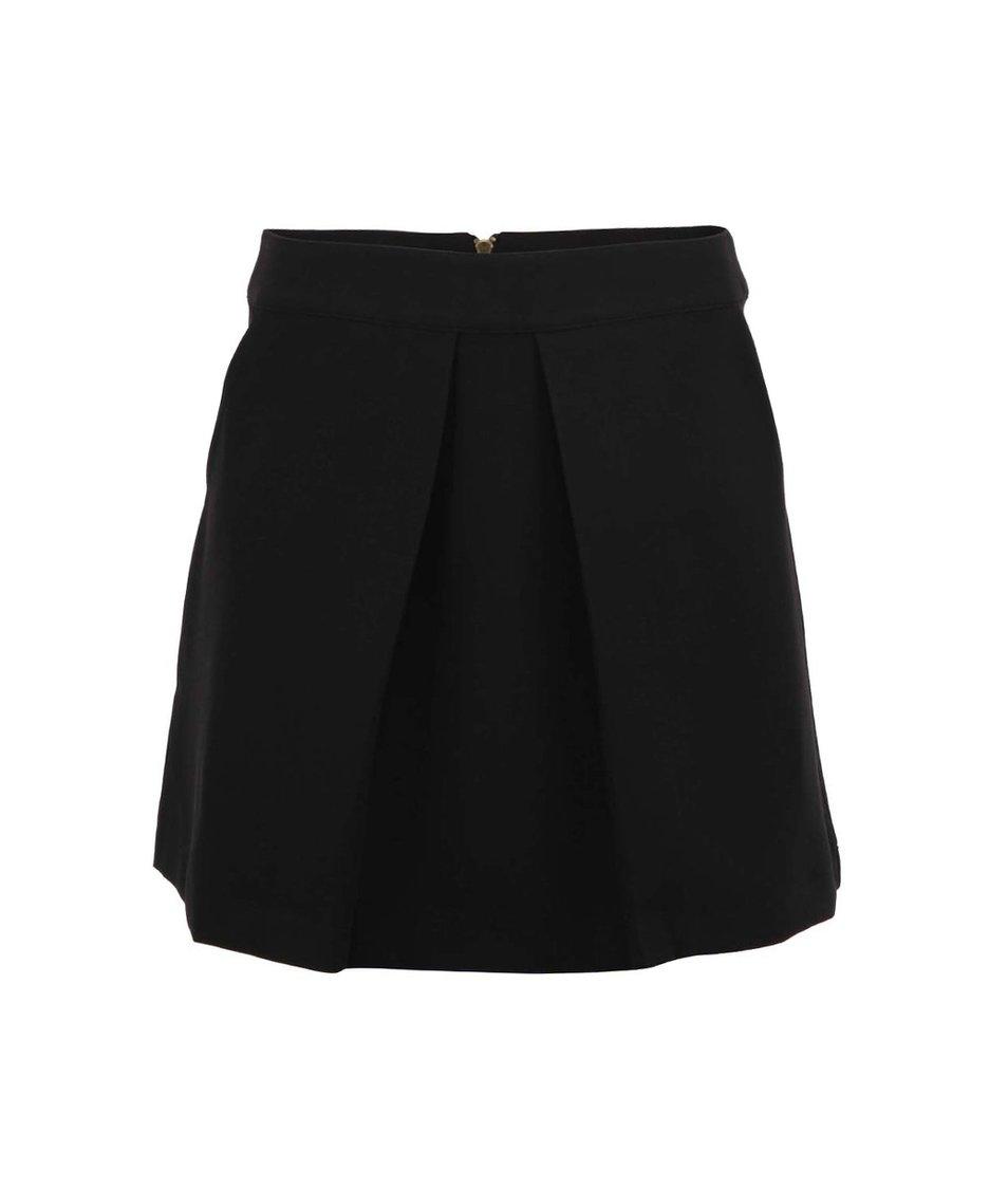Černá sukně Louche Desi