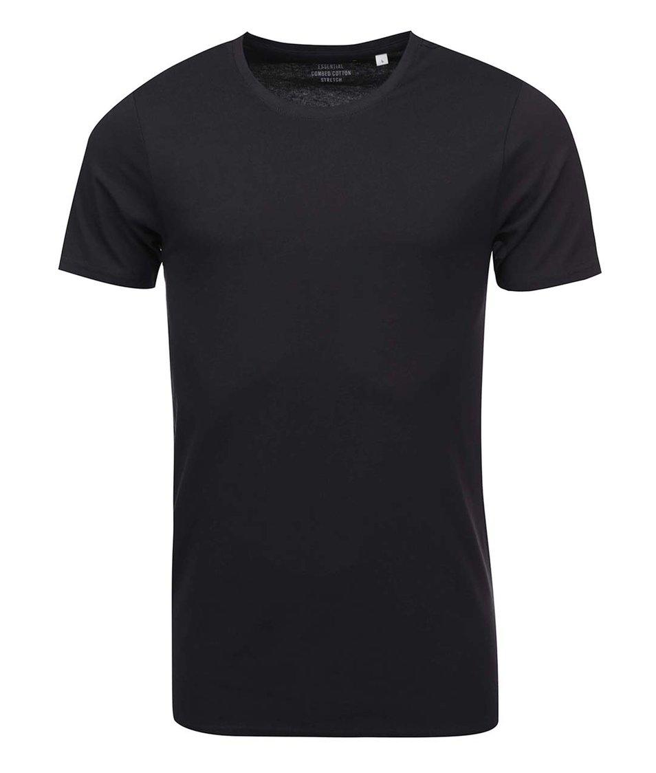 Černé triko ONLY & SONS Basic