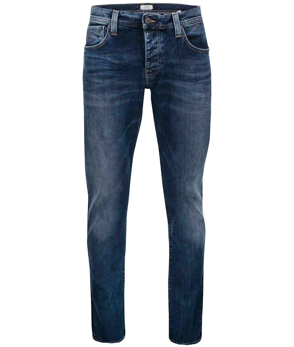 Modré pánské džíny Pepe Jeans Cane