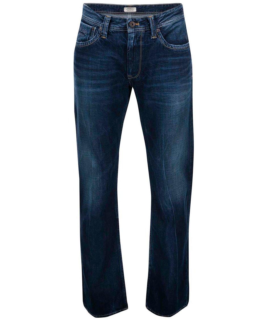 Modré pánské džíny Pepe Jeans Kingston