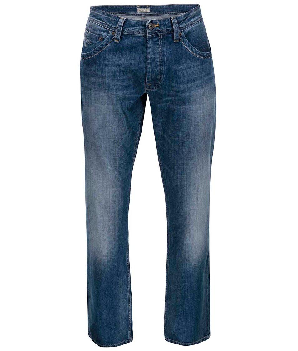 Modré pánské džíny Pepe Jeans Jeanius