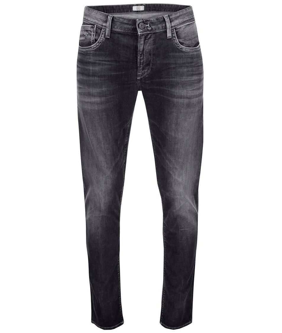 Šedé pánské džíny Pepe Jeans Hatch