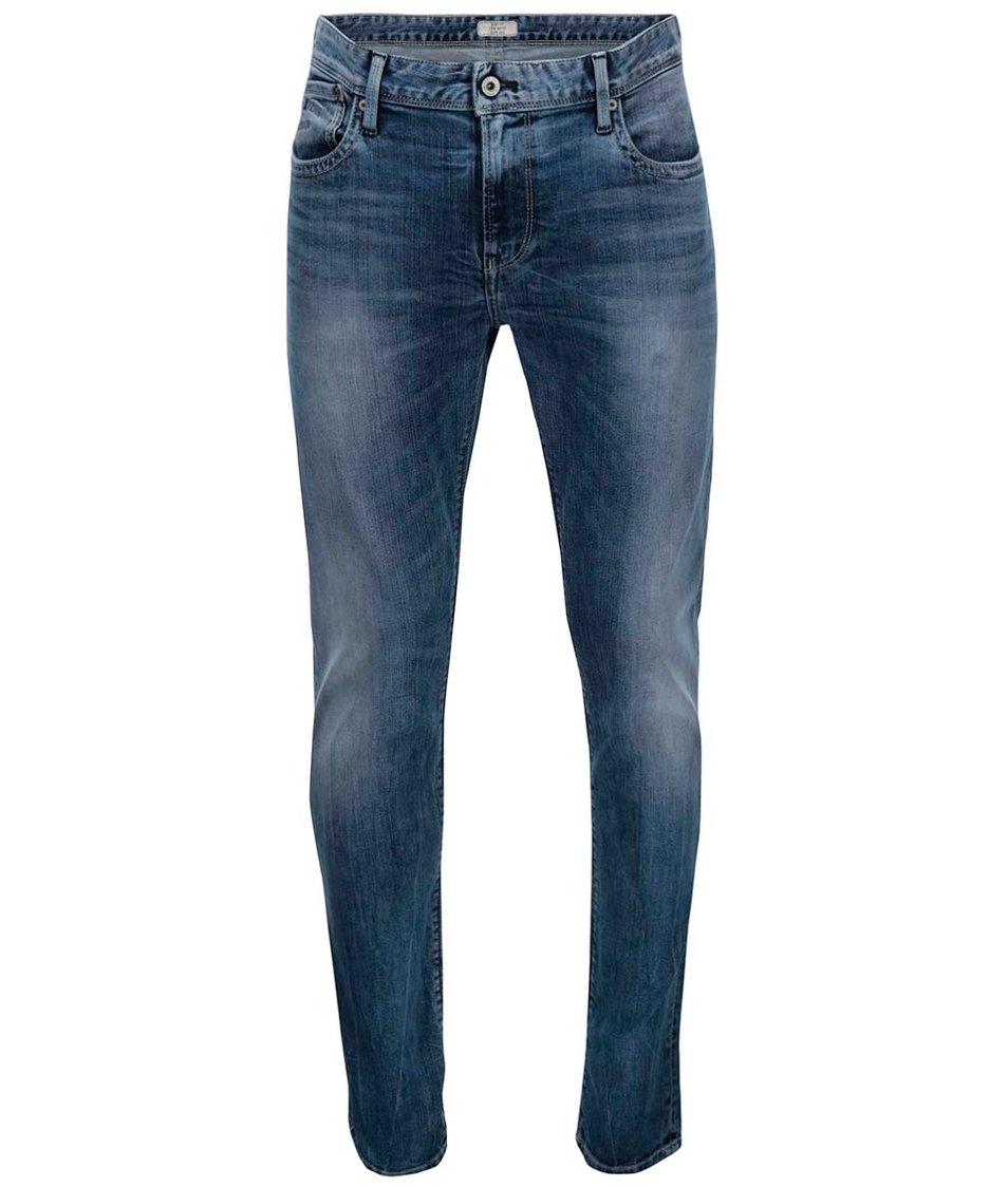 Modré pánské džíny Pepe Jeans Hatch