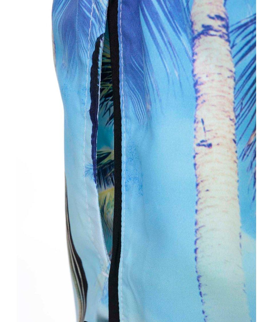 Modré plavky s potiskem aussieBum Las Vegas