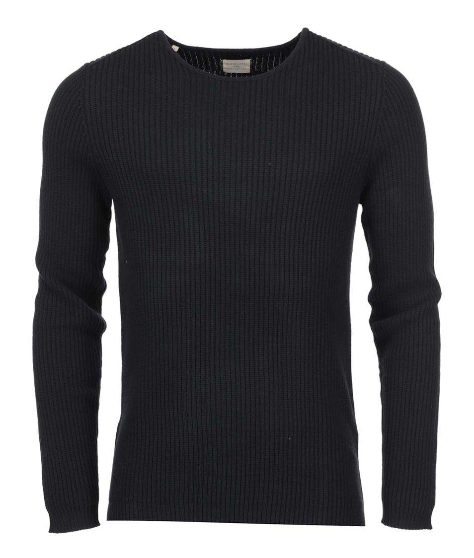Černý svetr Selected Keen