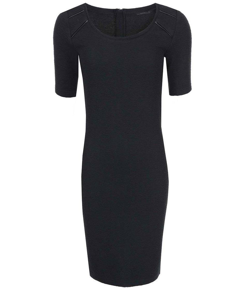 Černé šaty ONLY New Odessa