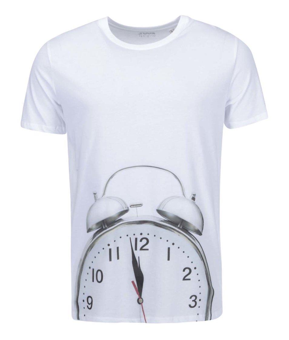 Bílé pánské triko ZOOT Originál Budík