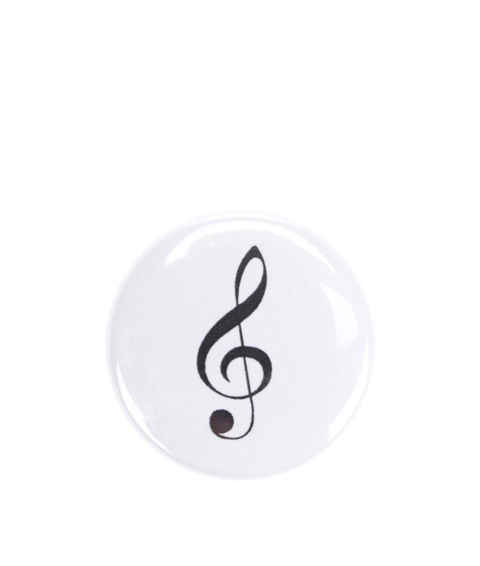 Bílá placka ZOOT Originál Klíč