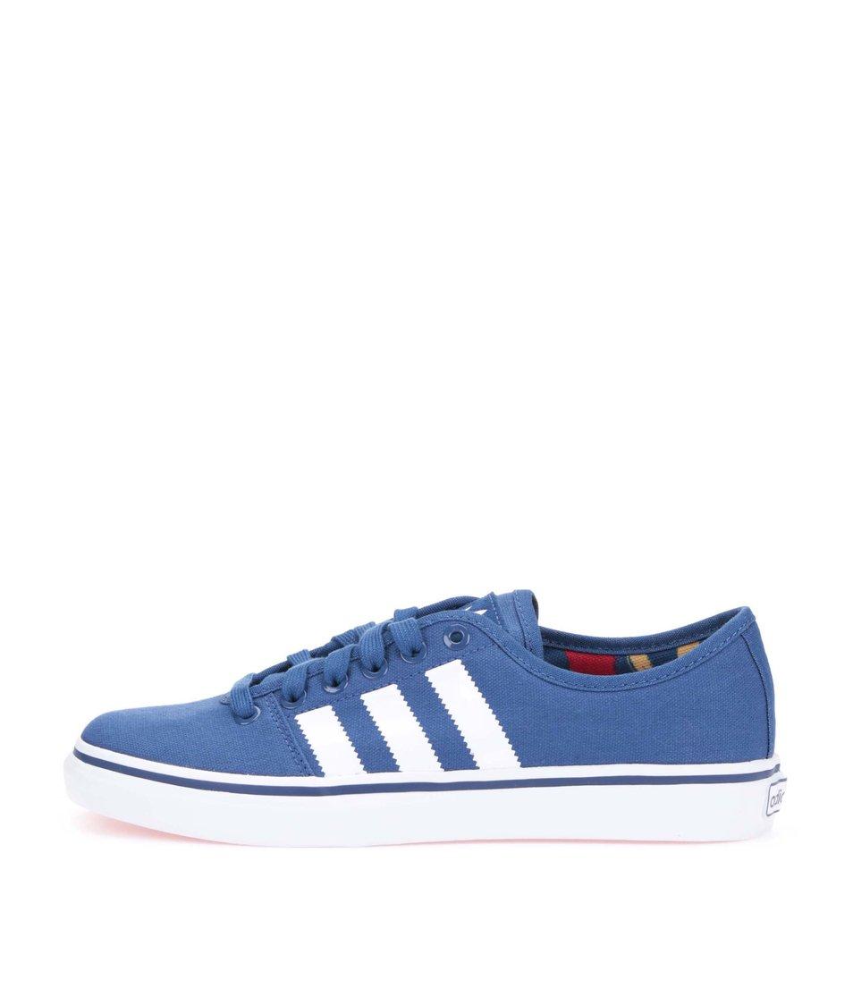 Modré dámské tenisky adidas Originals Adria