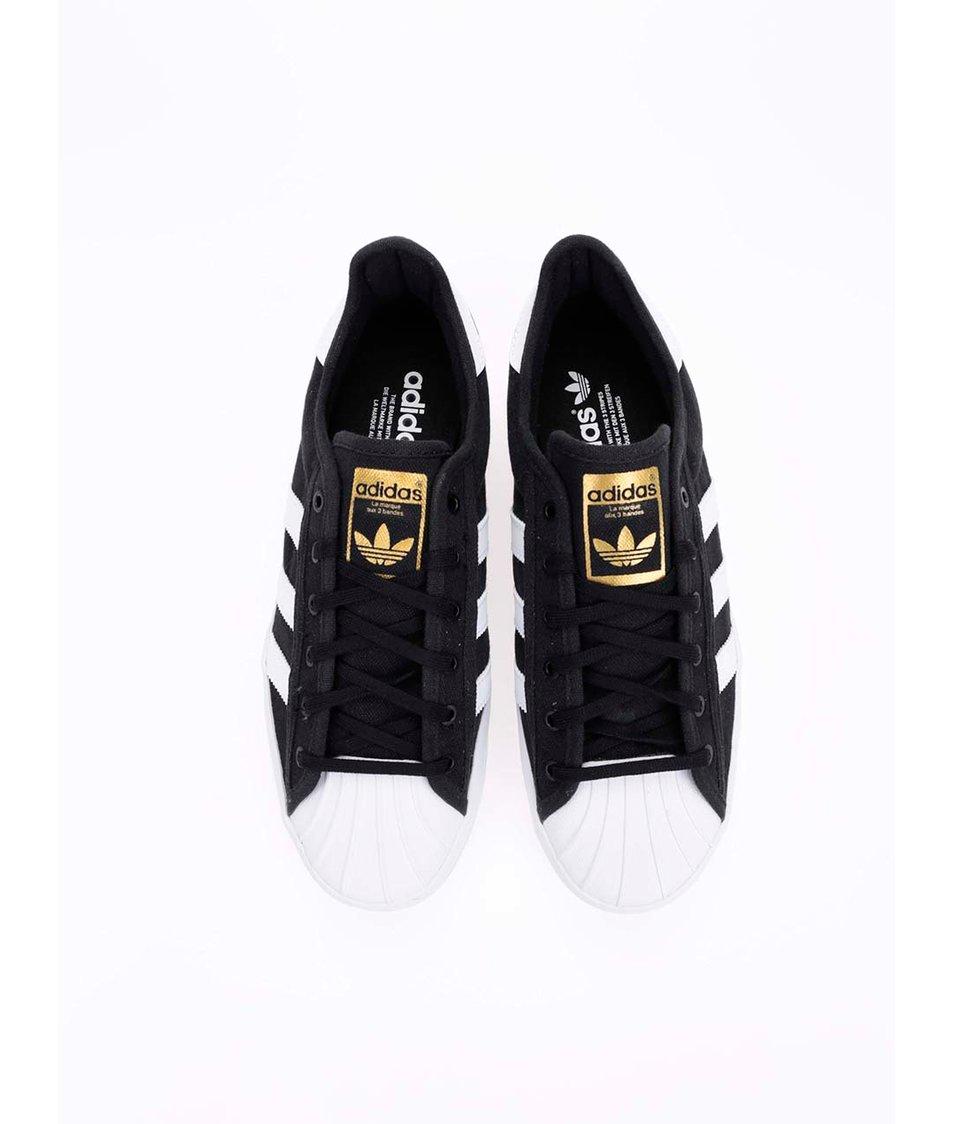 Adidas Superstar 2 Dámské Černé ray-on.cz ca34343c2d
