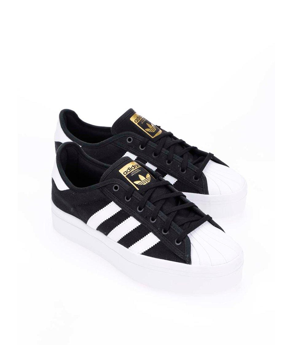 Adidas Superstar Dámské Černé ray-on.cz 5cd0baf977