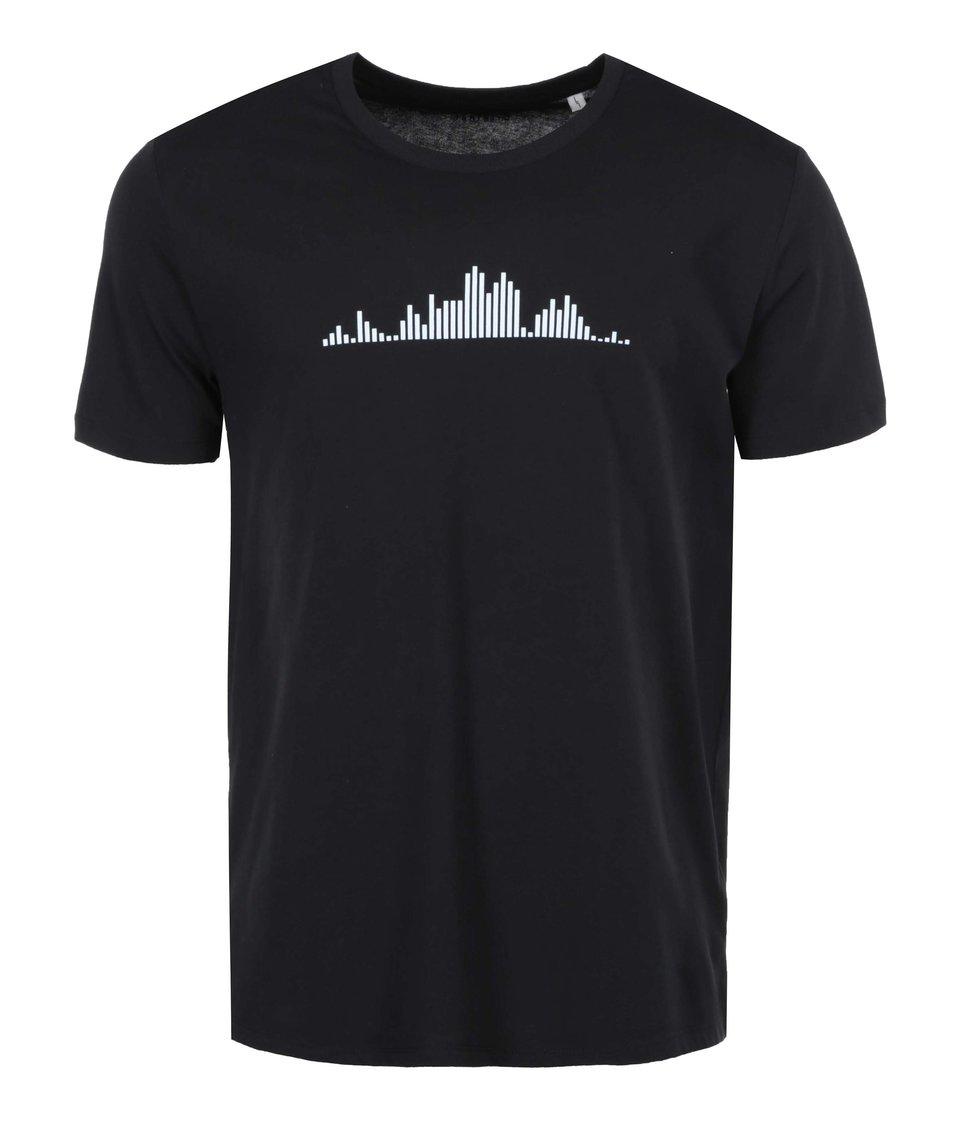 Černé pánské triko ZOOT Originál Zvuk