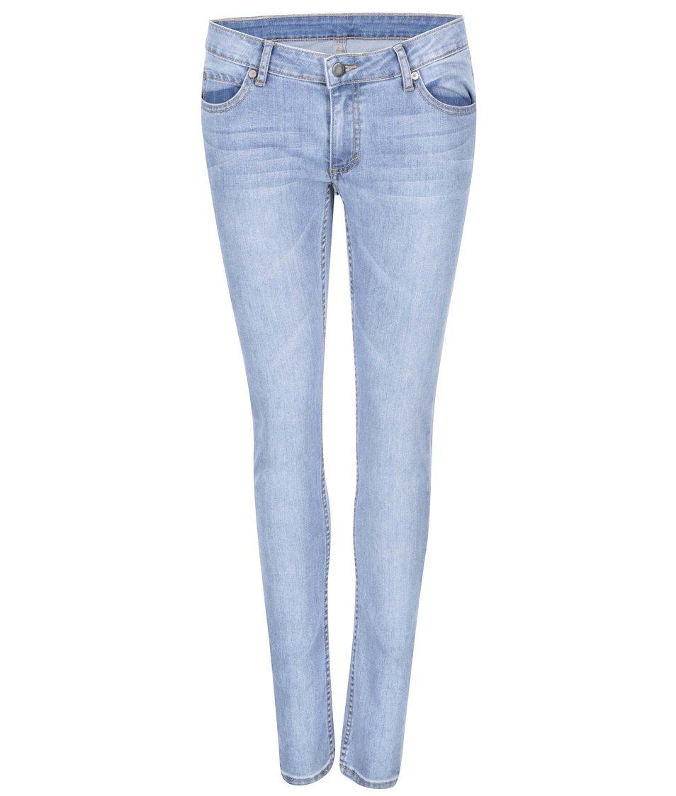 Světle modré dámské slim džíny Cheap Monday