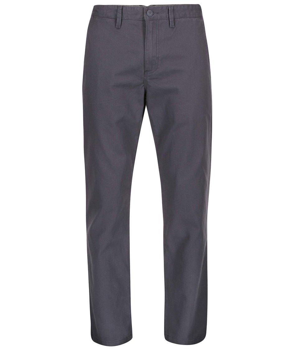 Tmavě modré pánské chino kalhoty Vans Excerpt