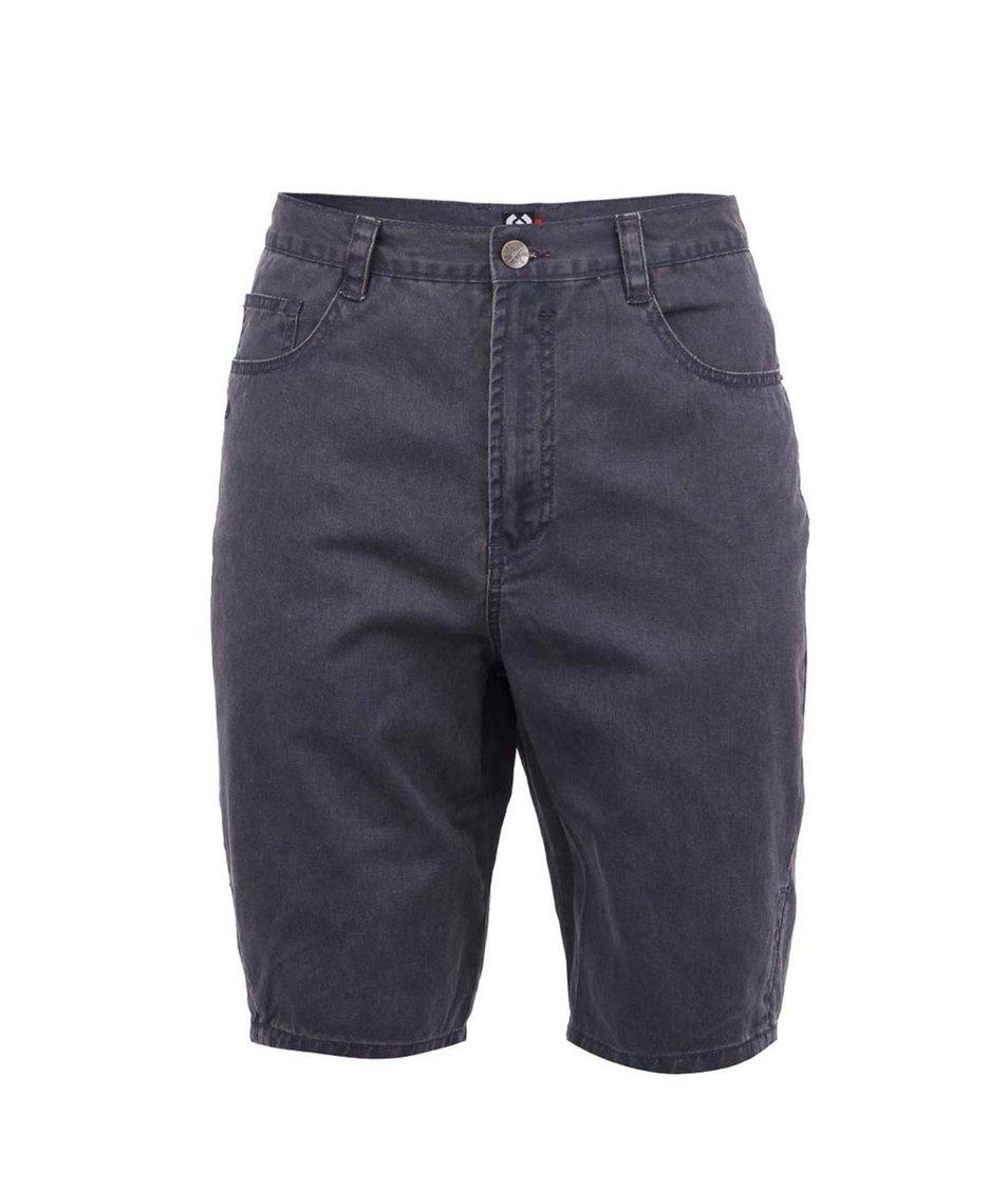 Tmavě modré pánské džínové kraťasy Ragwear Higuy