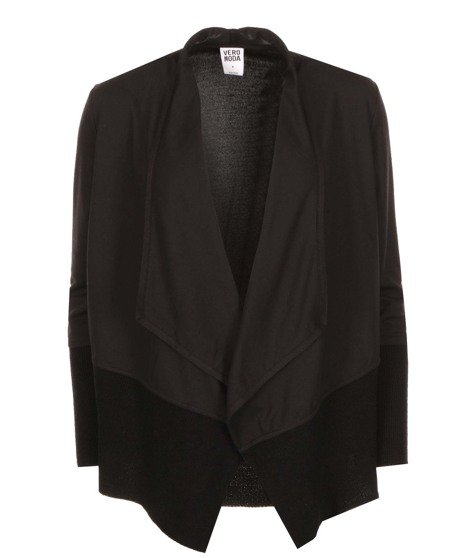 Černý cardigan Vero Moda Inci