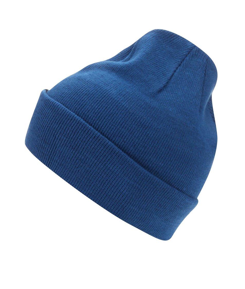Modrá čepice Jack & Jones Color