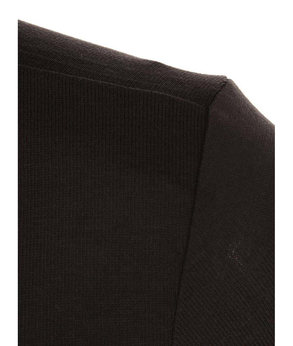 Černý rolák Vero Moda Luxo