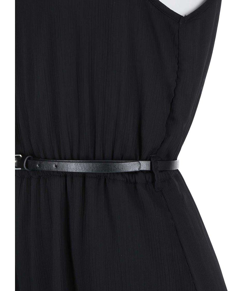 Černé šaty ONLY Mathilda