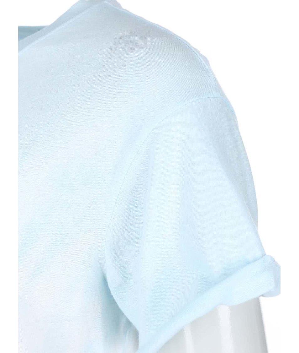 Světle modré dámské tričko s Ariel Vans Disney Ariel