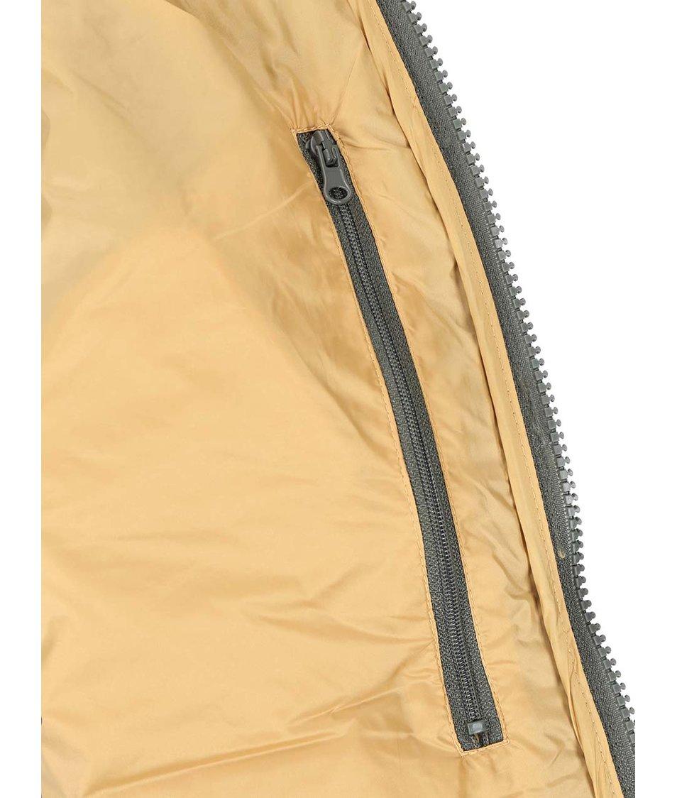 Khaki prošívaná bunda ONLY & SONS Seymour