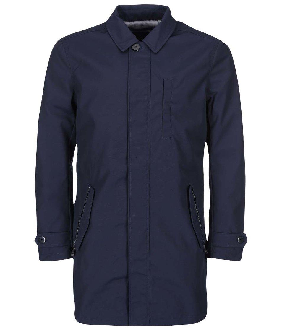 Tmavě modrý pánský kabát ONLY & SONS Tue