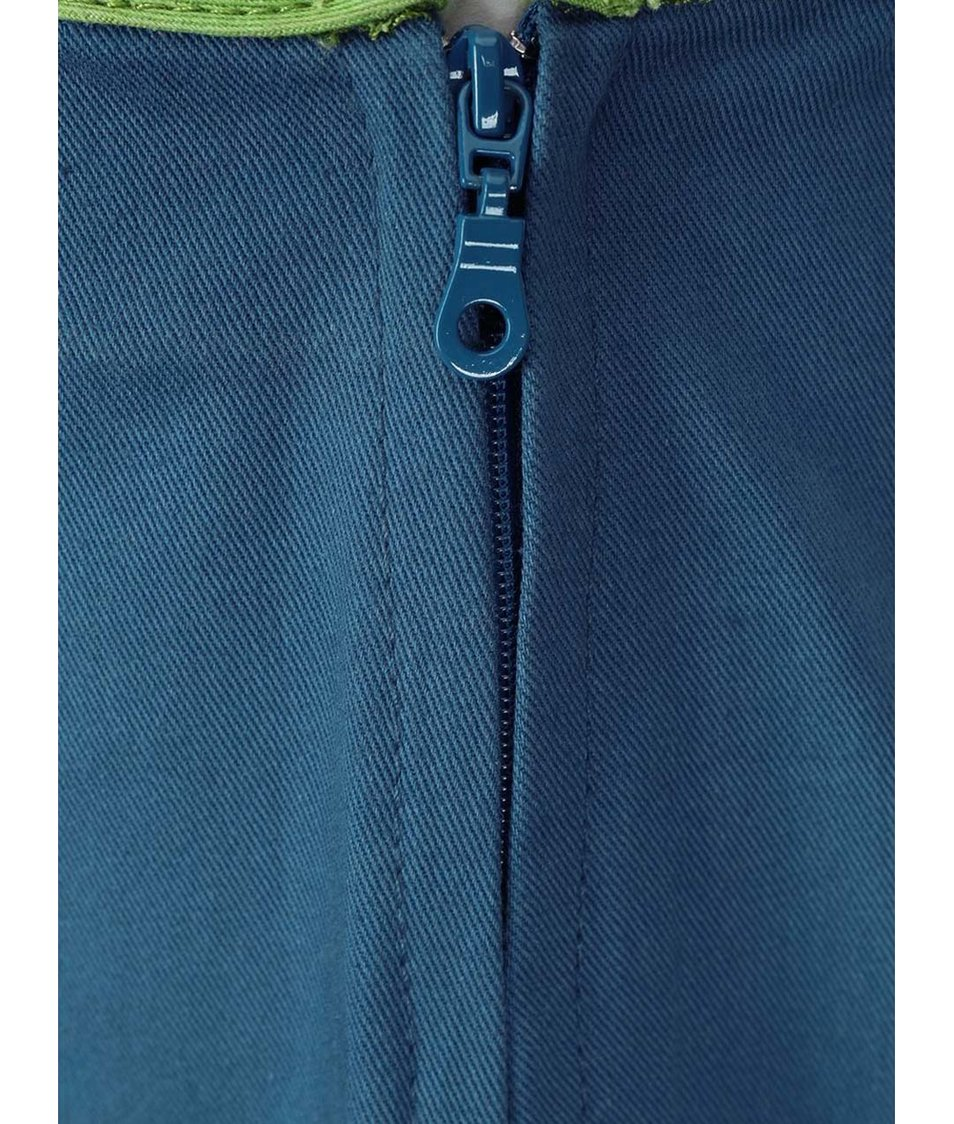 Tmavě modrá sukně Tranquillo Tulku