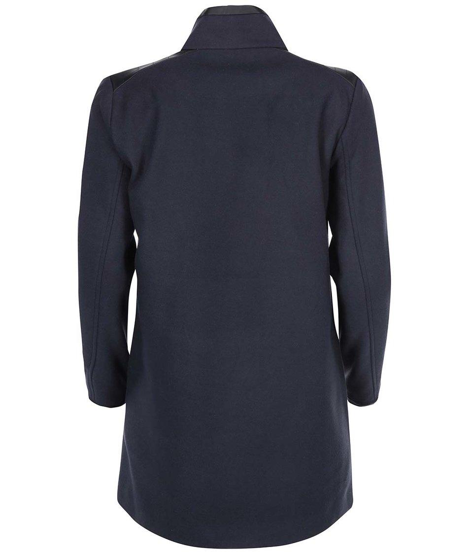 Tmavě modrý kabát ONLY Wonderful