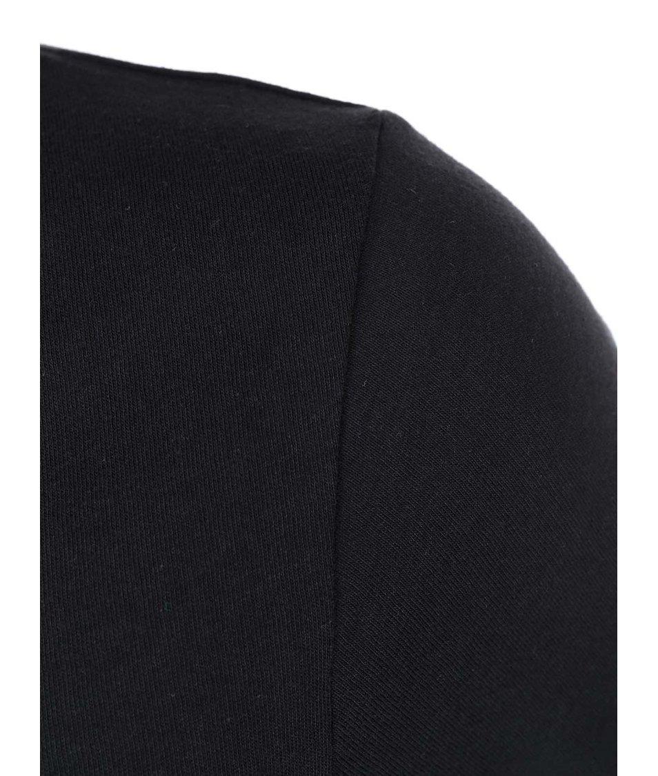 Černé dámské triko ZOOT Originál Bla bla bla