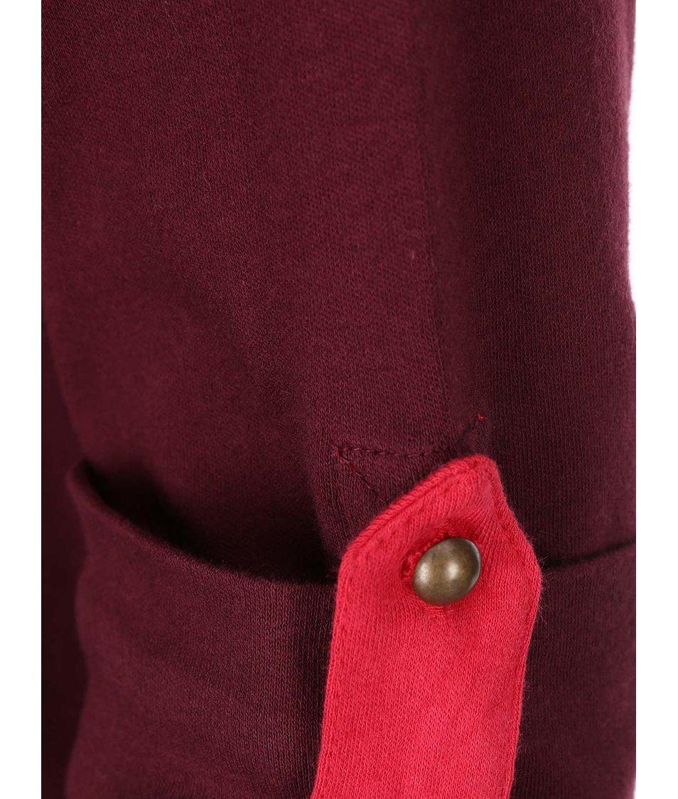 Vínové tričko Tranquillo Dotto