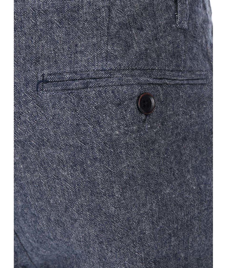 Modré kalhoty Selected Salty