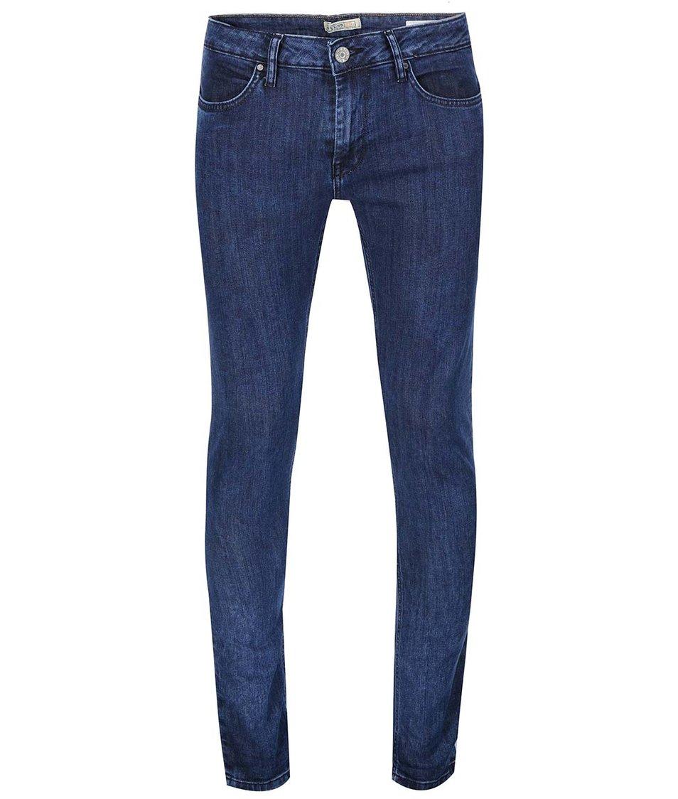 Modré skinny džíny Blend