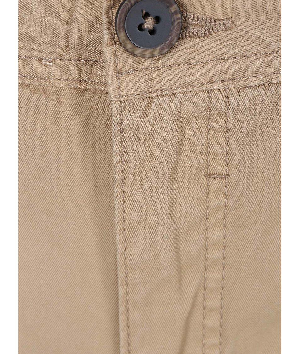 Béžové kalhoty Blend
