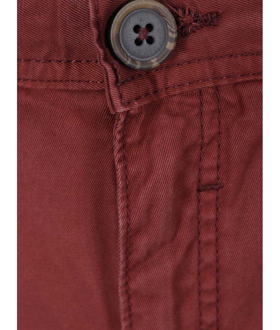 Červené kalhoty Blend